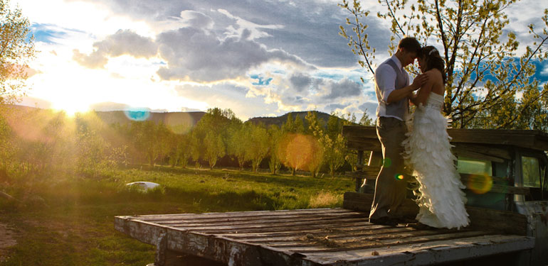 weddings in Colorado