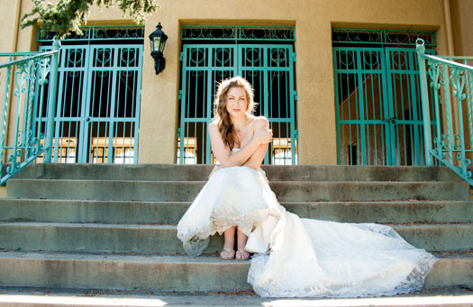 Denver bridal shoot in city park colorado weddings for Wedding dress dry cleaning denver