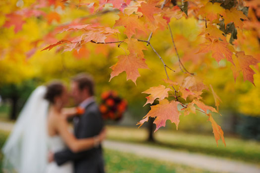 An Autumn Weddings at Folsom Field, Boulder