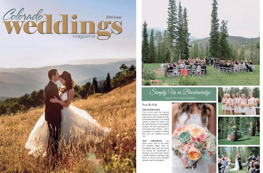 Colorado Wedding Magazine