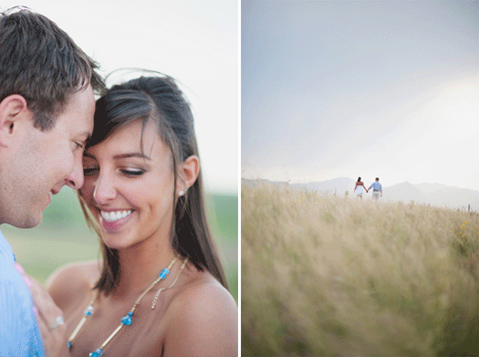 Engagement Shoot from Jamison Gale Photography
