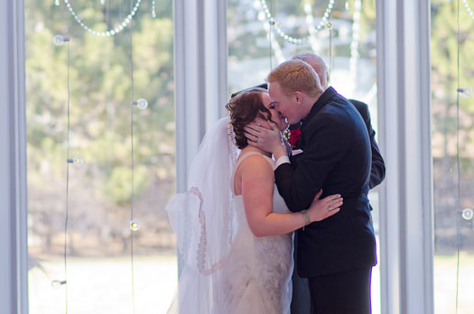 A DIY Relaxed Wedding in Broomfield, Colorado