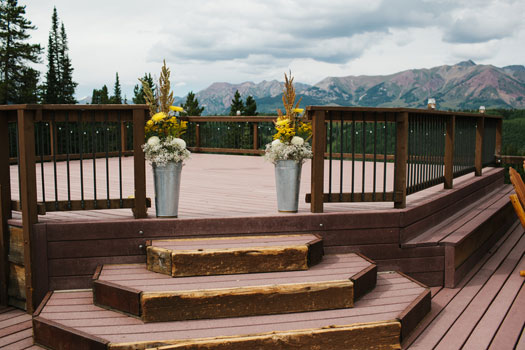 Crested Butte Destination Wedding at Crested Butte Mountain Resort