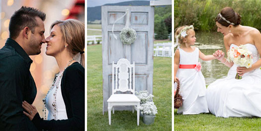 Colorado wedding venues + vendors