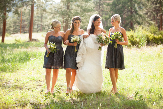 Estes Park Colorado Wedding