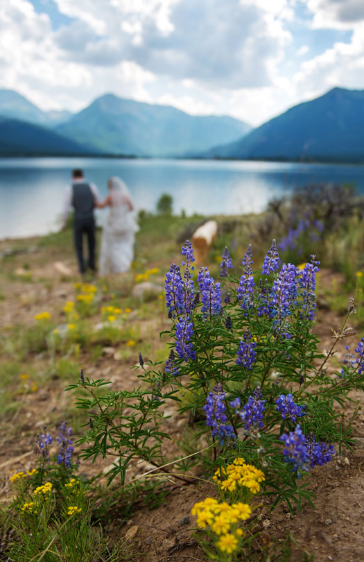 A Colorado Mountain Wedding Filled with Handmade Touches, Twin Lakes Colorado