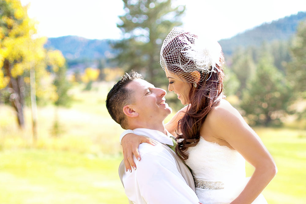 Intimate & Simple Wedding in Woodland Park, CO