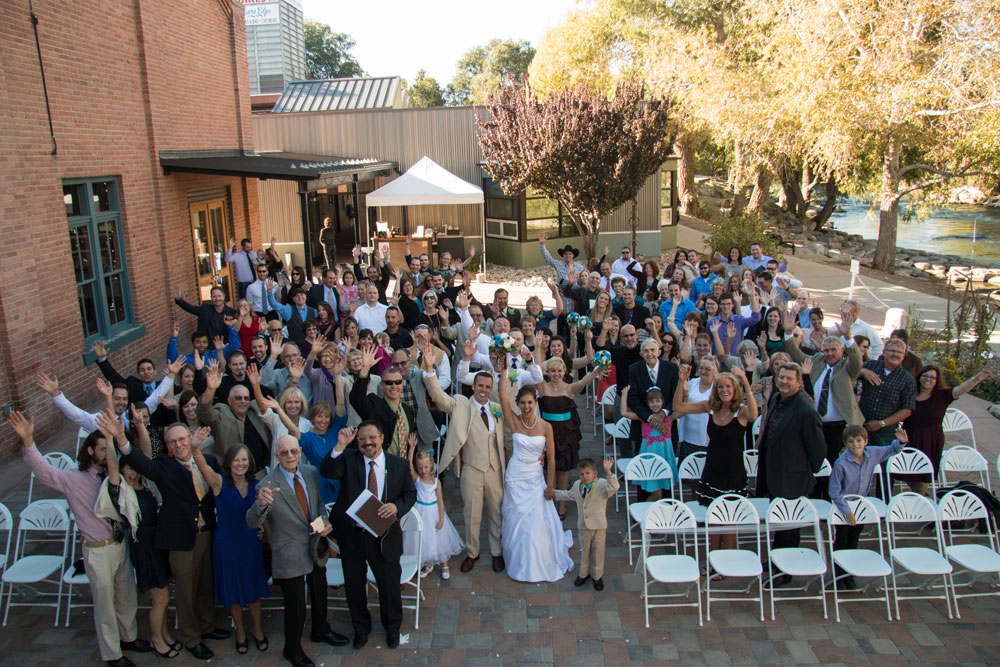 A Perfect Wedding Day in Salida, Colorado