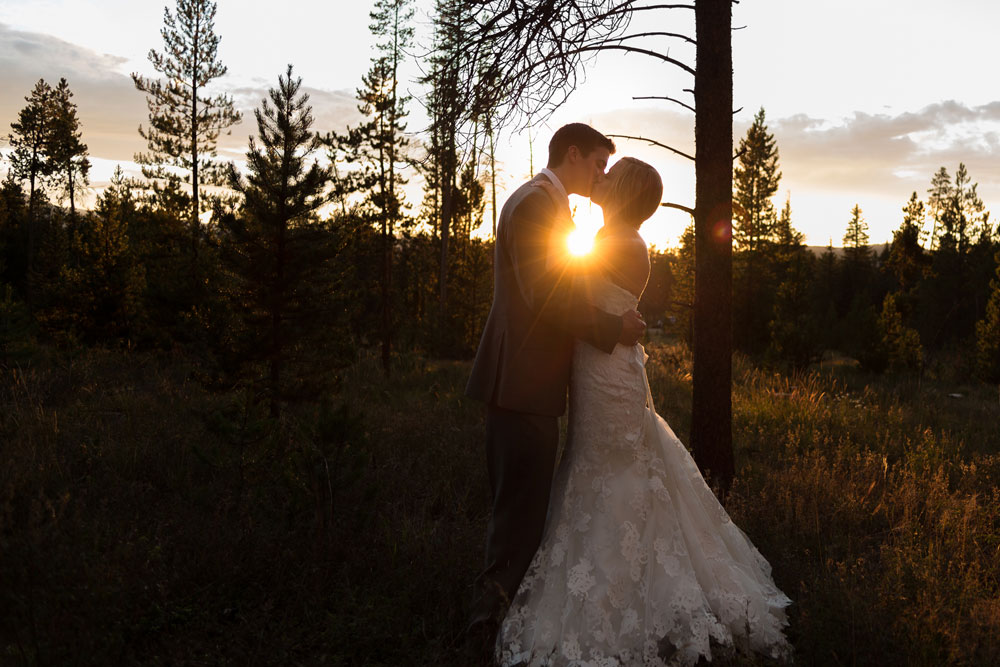 A Handmade Wedding in the Colorado Mountains