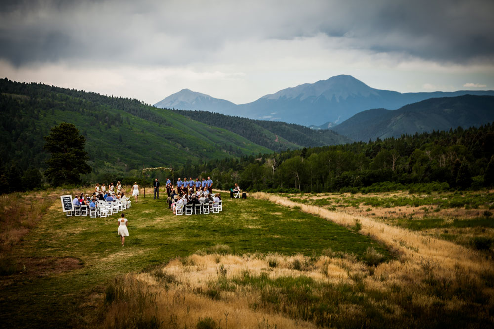 DIY Vintage Inspired Rocky Mountain Destination Wedding