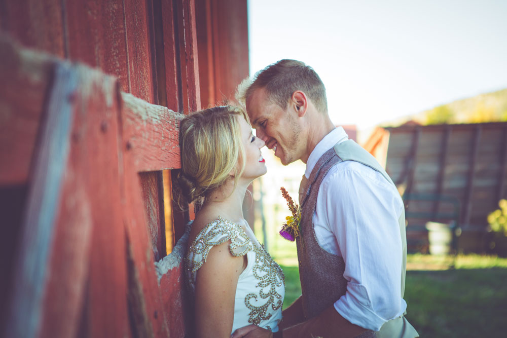 Meeker Colorado wedding