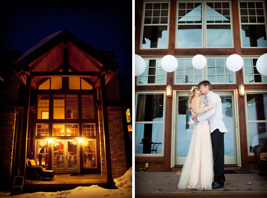 An Intimate Valentine's Day Wedding - Durango Colorado