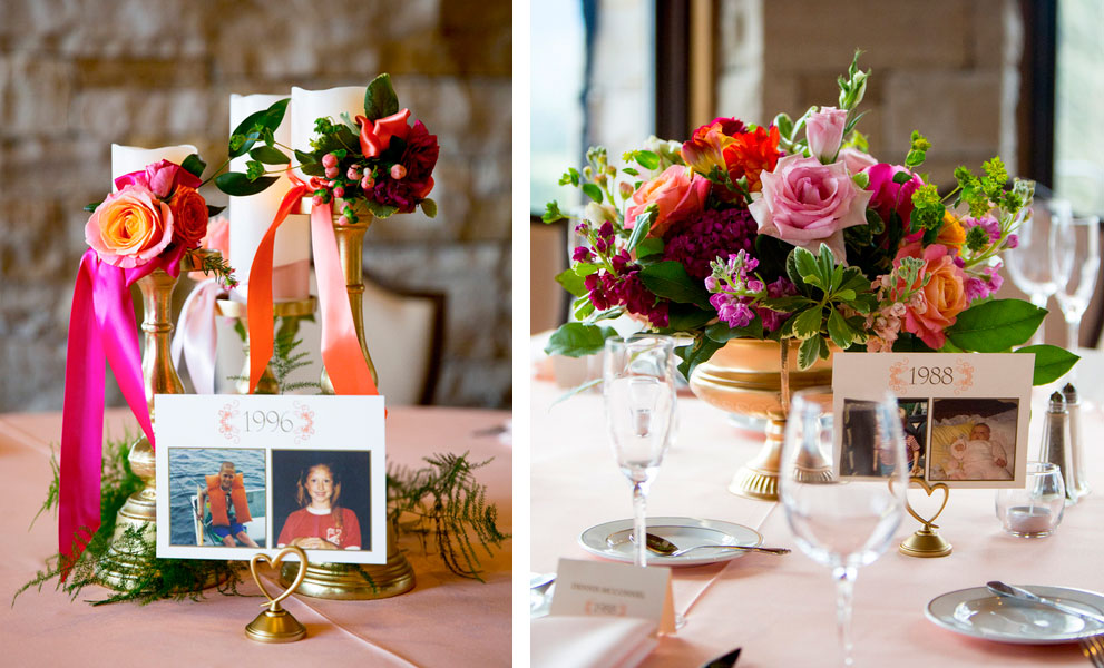 An Elegant Pink & Gold Colorado Wedding