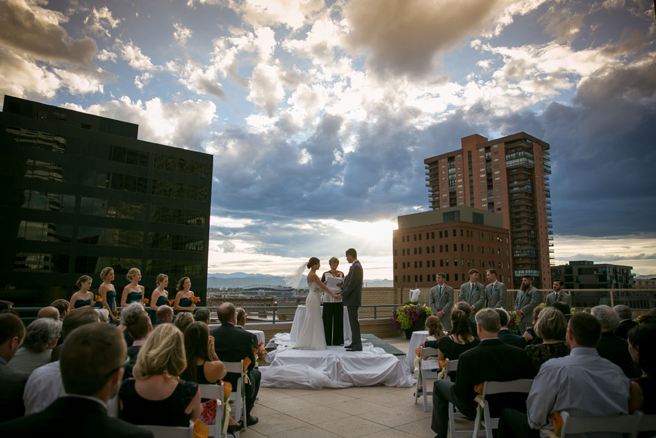 An Urban Chic Wedding in Denver