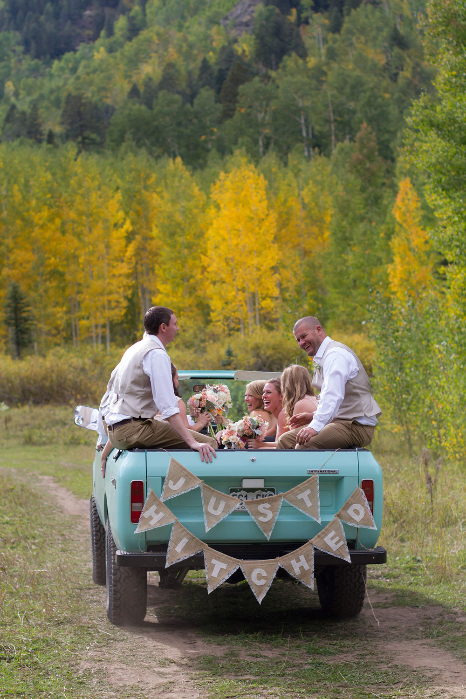 Durango Colorado Wedding