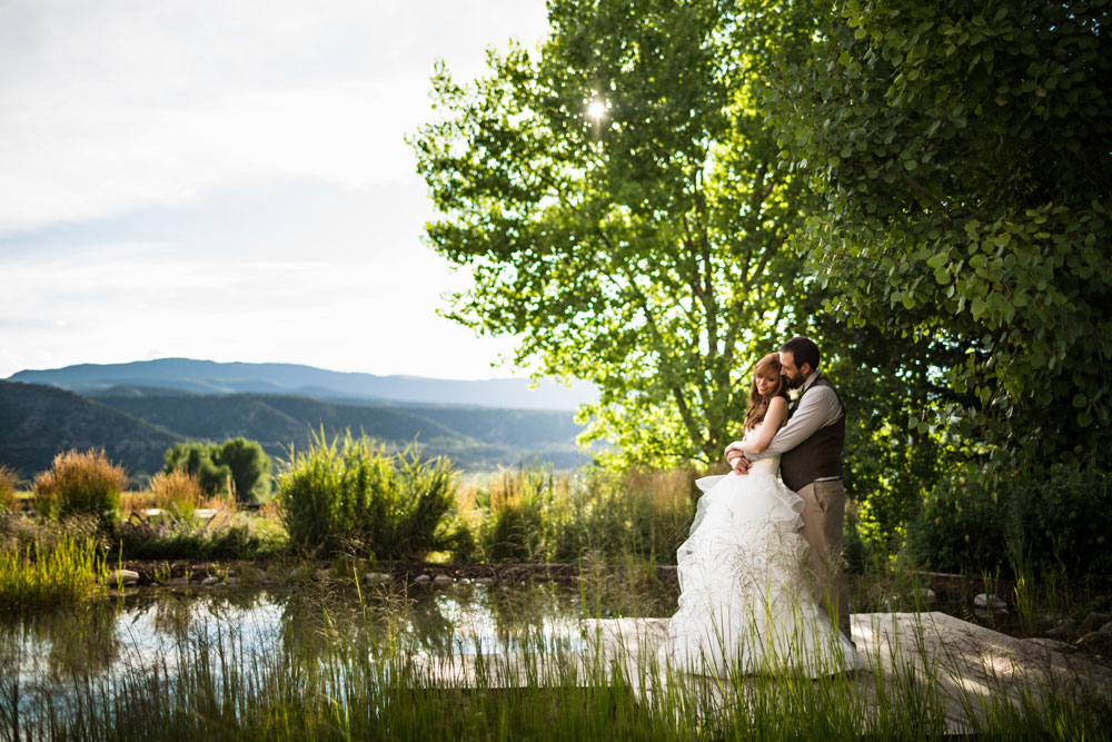 A Garden Chic Wedding at Flying Dog Ranch | Colorado Weddings Magazine