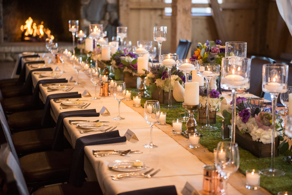 Colorado Wedding Magazine Feature - Something Special Wedding at Devil's Thumb Ranch