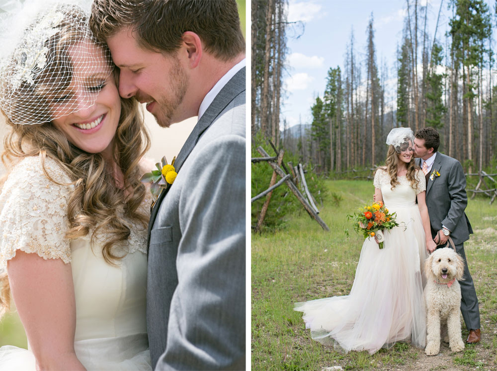 From the Magazine: Rocky Mountain Wedded Bliss in Colorado