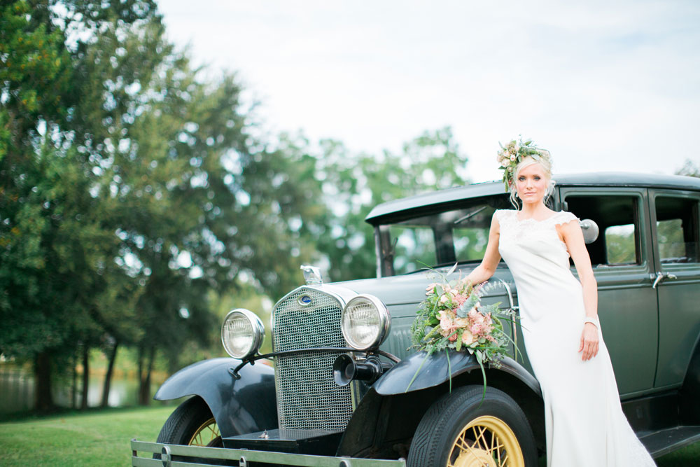 Romantic Barn Wedding Elegance