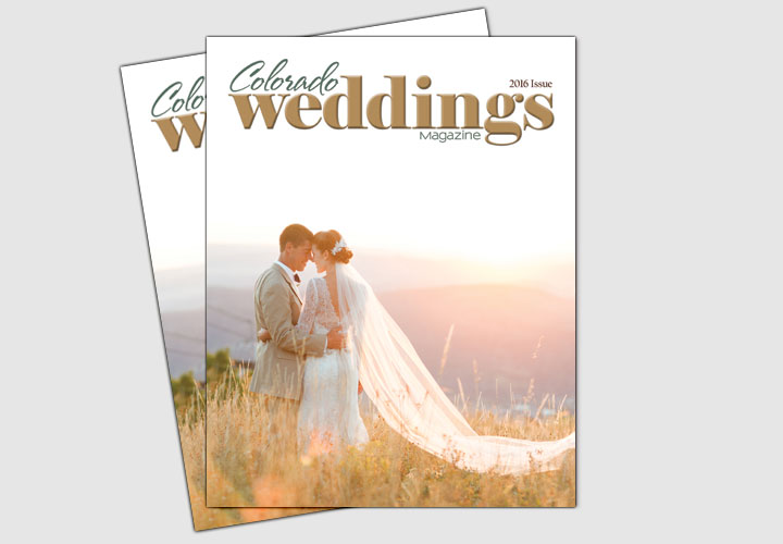 2016 Colorado Weddings Magazine