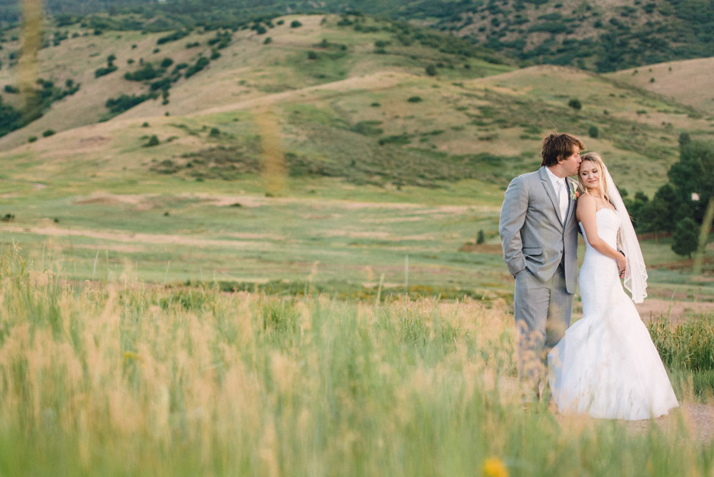 A Farmhouse Meets Vintage Wedding in Denver