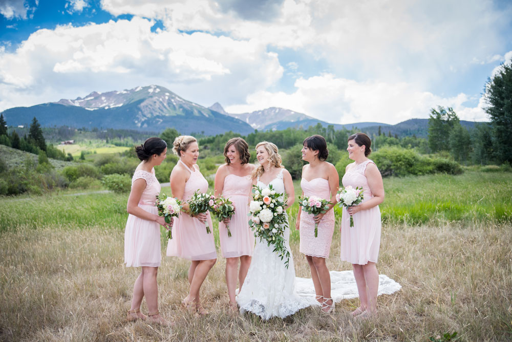 A Mountain Destination Wedding at the Silverthorne Pavilion