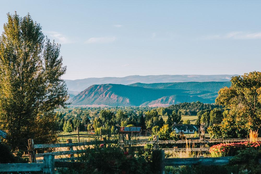 A Garden Wedding at Flying Dog Ranch