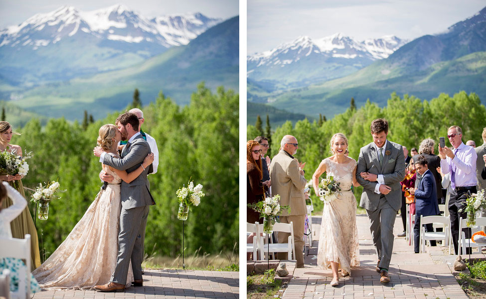 Crested Butte Mountain Resort Wedding, Colorado