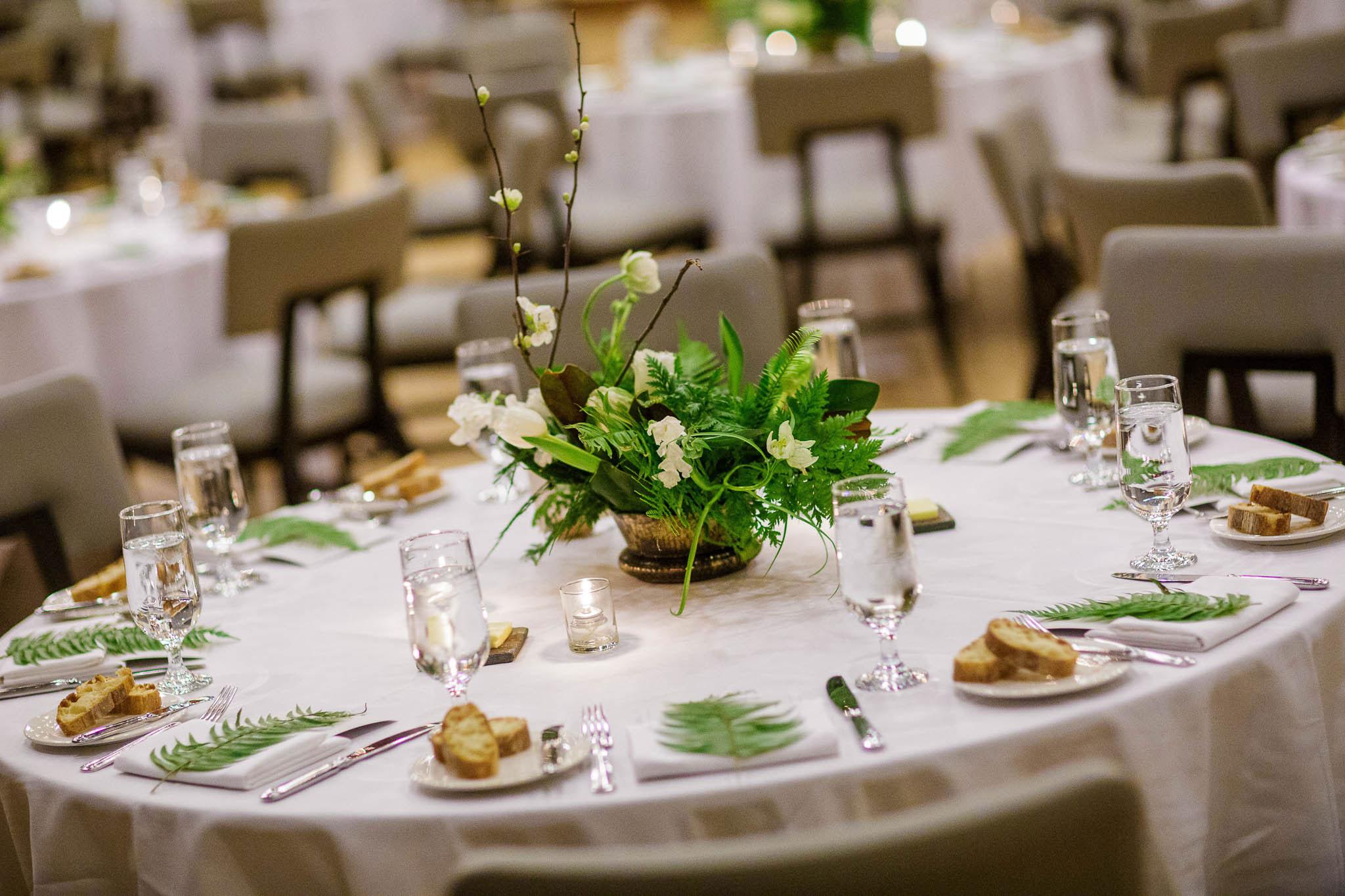 A Minimalist Industrial Wedding in Denver