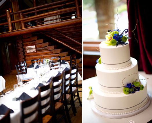 Twin Owls Steakhouse Weddings in Estes Park