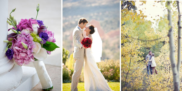 Colorado Wedding Ideas