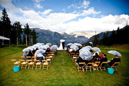 First dance on a mountaintop colorado weddings magazine luxe colorado weddings magazine telluride colorado junglespirit Images