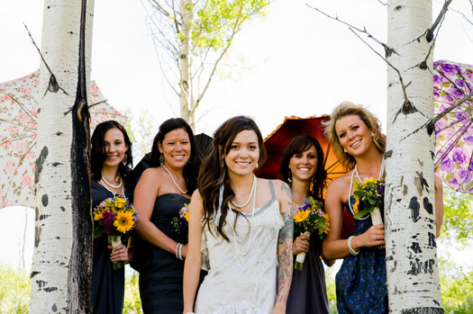 Creative In Gunnison Colorado Weddings Magazine Luxe