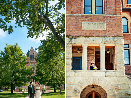 Koenig Alumni Center | Rochelle Mort Photography