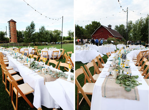 A Rustic Handmade Wedding At Chatfield Colorado Weddings Magazine Luxe Mountain Weddings