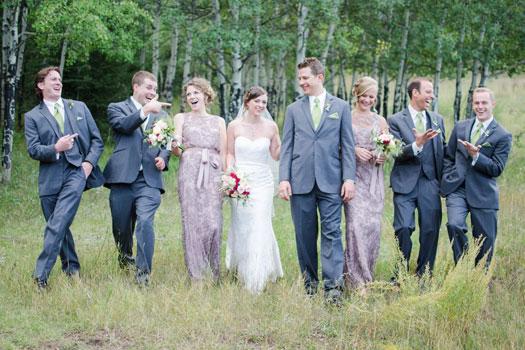 Colorado Wedding, Pine, Colorado