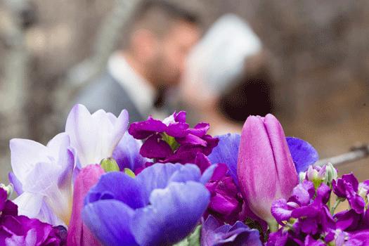 A Wedding in the Rain