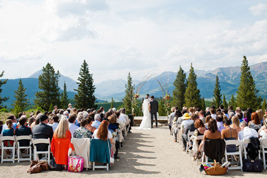 A Destination Wedding Weekend in Crested Butte