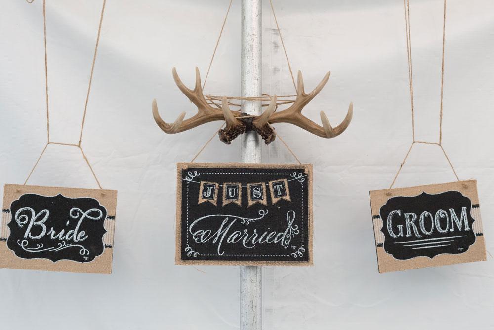 A Handmade Wedding in the Colorado Mountains
