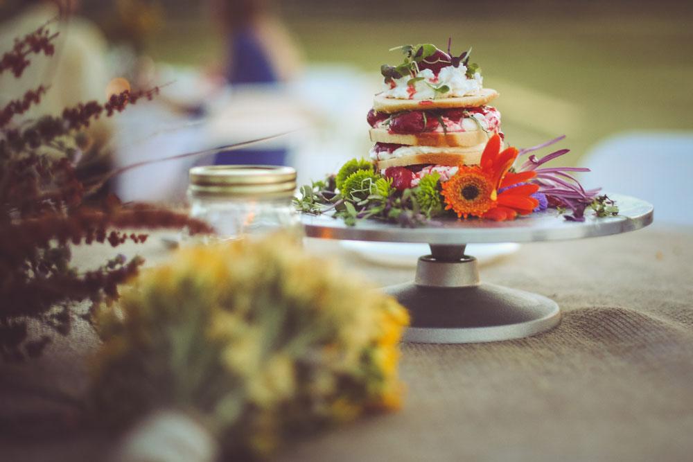 Simple, DIY ranch wedding in Meeker Colorado