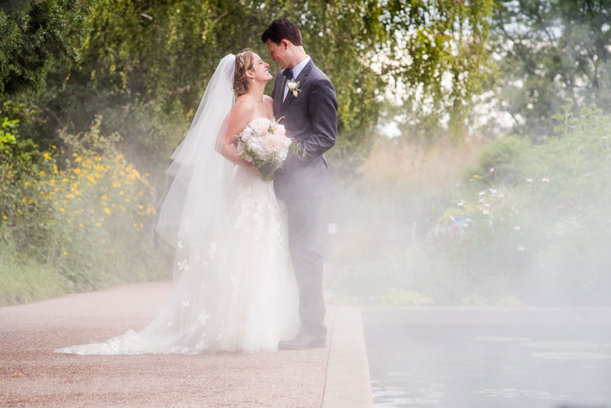 A Garden Wedding at the Denver Botanic Gardens, Denver Colorado