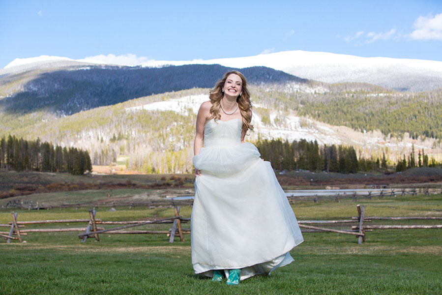 Travel, aviation theme wedding at Devil's Thumb Ranch