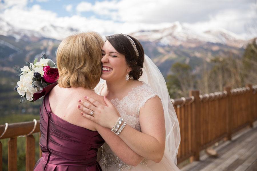 A Mountain Destination Wedding in Breckenridge, Colorado