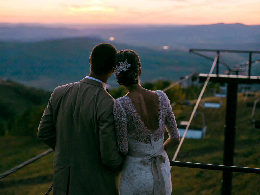 A Traditional Wedding in the Rocky Mountains | Colorado Weddings Magazine