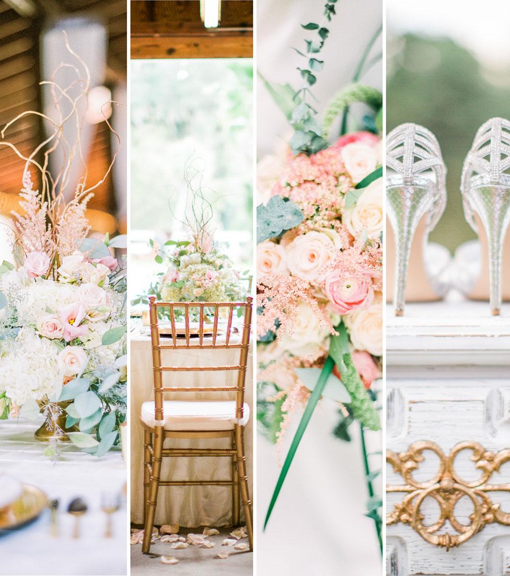 Romantic Barn Wedding Elegance
