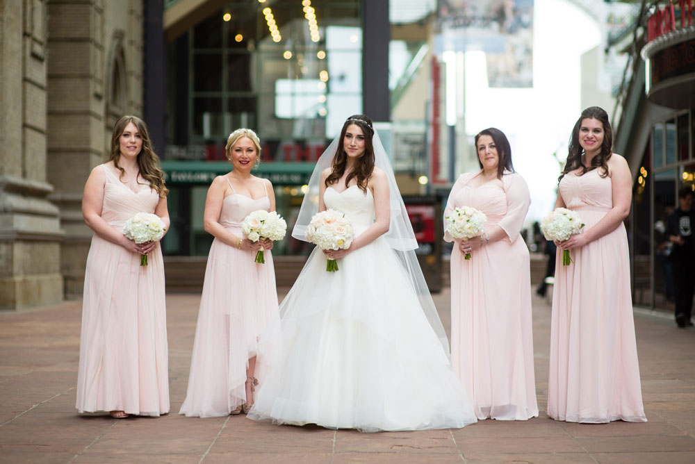 A Modern, Romantic & Fun Wedding Day in Denver, Colorado