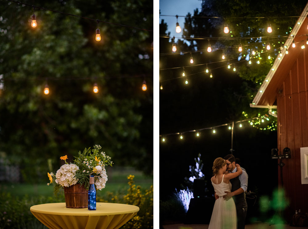 A Rustic Wedding at Chatfield Botanic Garden