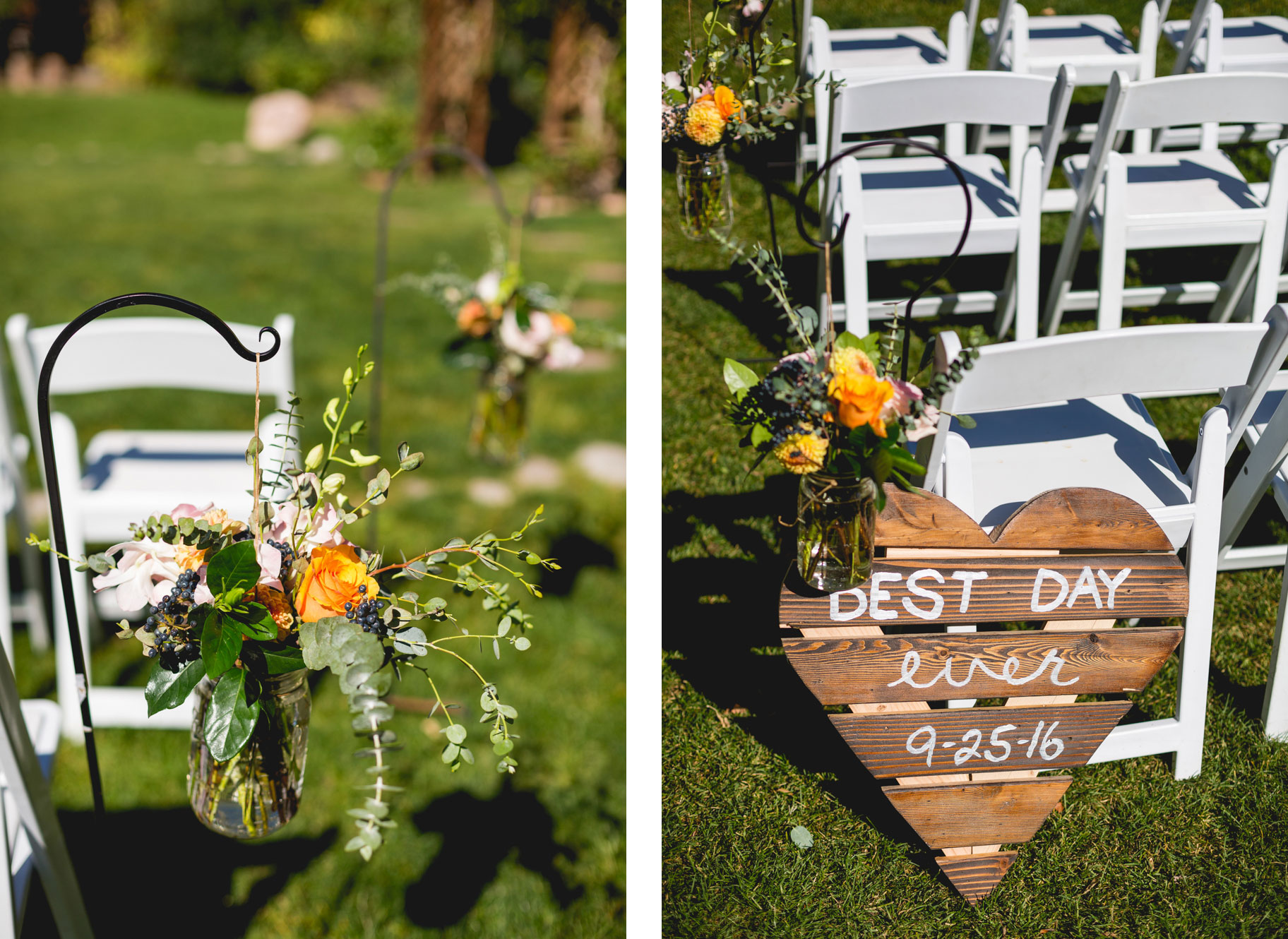 An Autumn Wedding in Lyons, Colorado