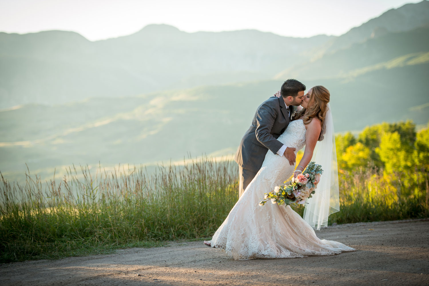 Destination Wedding at 10,022 Feet in Telluride, Colorado